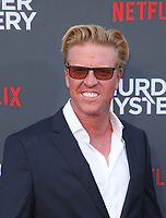 LOS ANGELES, CA - JUNE 10: Jake Busey, at the Los Angeles Premiere Screening of Murder Mystery at Regency Village Theatre in Los Angeles, California on June 10, 2019. <br /> CAP/MPIFS<br /> ©MPIFS/Capital Pictures