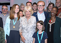 16 June 2017 - London, England - Camilla Duchess of Cornwall, Chris Evans, Anne Marie, David Williams, Niall Horan, John Bishop and Olly Murs. Live broadcast of the finale of BBC Radio 2's 500 Words creative writing competition held at the Tower of London. Photo Credit: Alpha Press/AdMedia