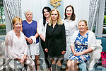 Enjoying  The Midsummer's Ball in aid of the Palliative Care Unit at the Rose Hotel on Friday were Helen Evans, Kay O'Shea, Celina O'Shea, Deirdre Ni Shiochain, Maria McKenna and Georgina O Shea