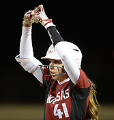 Southeast Missouri State at Arkansas Softball