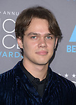 Ellar Coltrane<br />  attends The 20th ANNUAL CRITICS&rsquo; CHOICE AWARDS held at The Hollywood Palladium Theater  in Hollywood, California on January 15,2015                                                                               &copy; 2015 Hollywood Press Agency