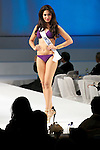 """Miss India Jhataleka Malhotra, November 11, 2014, Tokyo, Japan : Miss India Jhataleka Malhotra walks down the runway during """"The 54th Miss International Beauty Pageant 2014"""" on November 11, 2014 in Tokyo, Japan. The pageant brings women from more than 65 countries and regions to Japan to become new """"Beauty goodwill ambassadors"""" and also donates money to underprivileged children around the world thought their """"Mis International Fund"""". (Photo by Rodrigo Reyes Marin/AFLO)"""