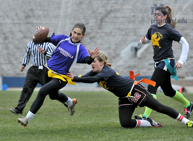 Nov. 14, 2010; Interhall championships: Howard vs. PW...Photo by Matt Cashore/University of Notre Dame