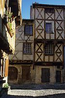 Europe/France/Auvergne/63/Puy-de-Dôme/Billom: Rue des Boucheries