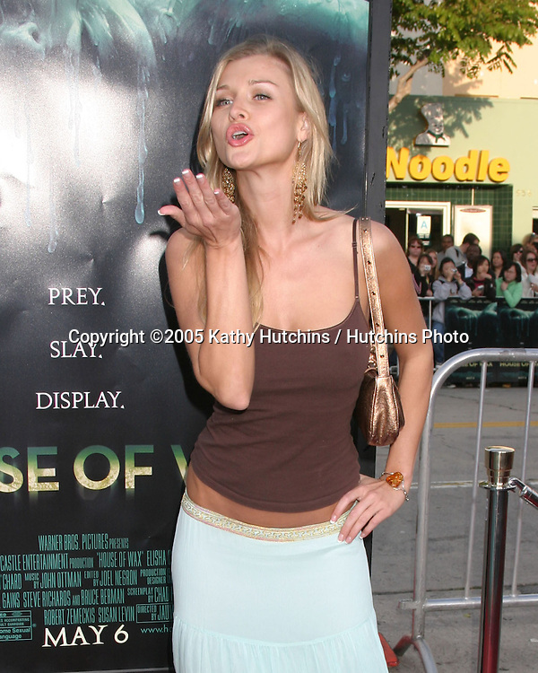 "Ice Cube.Premiere of ""House of Wax"".Westwood, CA.April 25, 2005.@2005 Kathy Hutchins / Hutchins Photo.Joanna Krupa.Premiere of ""House of Wax"".Westwood, CA.April 26, 2005.@2005 Kathy Hutchins / Hutchins Photo."