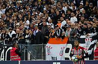 SÃO PAULO, SP, 26.05.2019: CORINTHIANS - SÃO PAULO - Reinaldo do São Paulo, durante partida entre Corinthians (SP) e São Paulo (SP), o clássico é válido pela sexta rodada do Brasileirão, domingo (26) na Arena Corinthians em São Paulo. (Foto: Maycon Soldan/Código19)