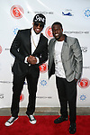 Ne-Yo and Kevin Hart Attend The 2nd Annual Compound Foundation Benefit Honoring Academy Award-Winning Actor Louis Gossett, JR, Celebrity Photographer Johnny Nunez, Cartoon Network President & COO Stuart C. Snyder hosted by Ne-Yo and Kevin Hart Held at Private Location in East Hamptons, NY