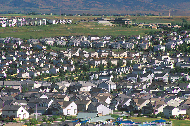 Residential Growth, Superior, Colorado