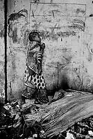 Mozambico, Africa, bambina Maputo