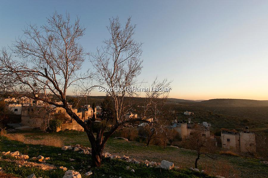 Samaria, Kifl Hares, the site of Joshua's Tomb