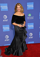 PALM SPRINGS, CA. January 03, 2019: Mary Hart at the 2019 Palm Springs International Film Festival Awards.<br /> Picture: Paul Smith/Featureflash