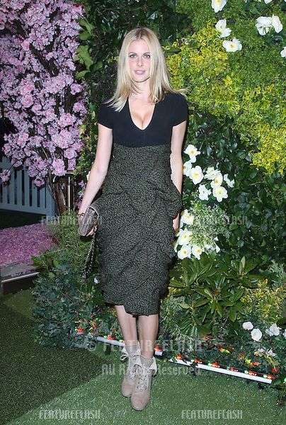 Donna Air at the John Lewis Beauty Hall launch party - Arrivals.London. 08/05/2012 Picture by: Henry Harris / Featureflash