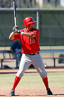 Casey Haerther - Los Angeles Angels 2009 Instructional League..Photo by:  Bill Mitchell/Four Seam Images..