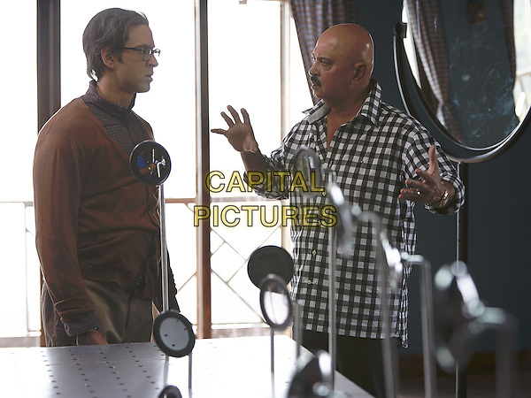Rakesh Roshan (Director)<br /> on the set of Krrish 3 (2013) <br /> (Defender)<br /> *Filmstill - Editorial Use Only*<br /> CAP/NFS<br /> Image supplied by Capital Pictures