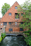 Winchester City Mill in Bridge Street, Winchester, Hampshire, England