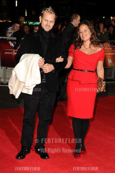 "Jade Jagger at the premiere for ""Crossfire Hurricane"" being shown as part of the London Film Festival 2012, Odeon Leicester Square, London 18/10/2012 Picture by: Steve Vas / Featureflash"