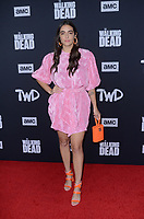 Alanna Masterson<br /> at The Walking Dead Season 10 Premiere Event, TCL Chinese Theater, Hollywood, CA 09-23-19<br /> David Edwards/DailyCeleb.com 818-249-4998