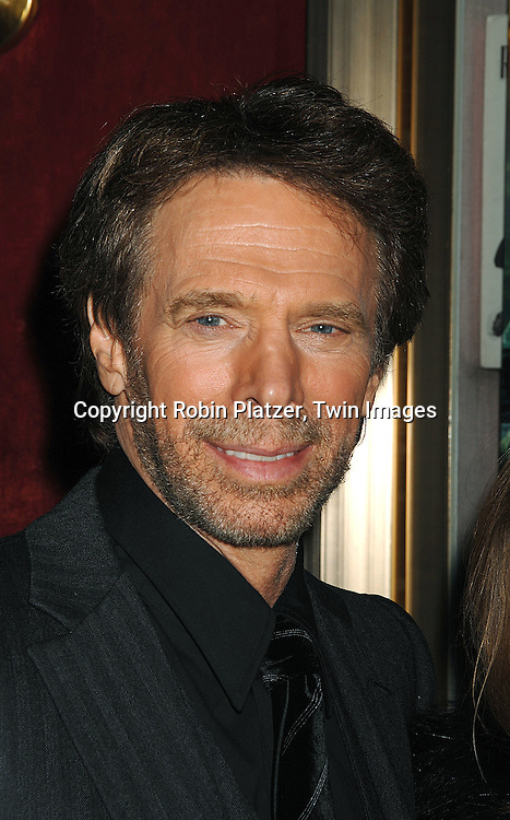 """Jerry Bruckheimer.arriving to The World Premiere of """"National Treasure: Book of Secrets"""" on December 13, 2007 at The Ziegfeld Theatre. .Robin Platzer, Twin Images"""