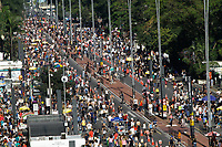 15.07.2018 - Movimentação na Avenida Paulista em SP
