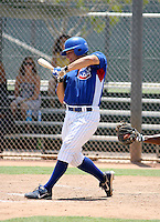 Sean Hoorelbeke / AZL Cubs..Photo by:  Bill Mitchell/Four Seam Images