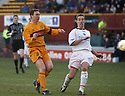 28/2/04          Copyright Pic : James Stewart.File Name : jspa10_mwell_v_partick.DEREK ADAMS SCORES THE THIRD.....James Stewart Photo Agency 19 Carronlea Drive, Falkirk. FK2 8DN      Vat Reg No. 607 6932 25.Office     : +44 (0)1324 570906     .Mobile  : +44 (0)7721 416997.Fax         :  +44 (0)1324 570906.E-mail  :  jim@jspa.co.uk.If you require further information then contact Jim Stewart on any of the numbers above.........