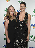 LOS ANGELES, CA - SEPTEMBER 29:  Lori Woodley and Shailene Woodley at the Global Green 2016 Environmental Awards at the Alexandria Ballroom on September 29, 2016 in Los Angeles, California. Credit: mpi991/MediaPunch