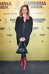 "Spanish Actress Miriam Diaz Aroca  attend the Premiere of the movie ""Carmina y Amen"" at the Callao Cinema in Madrid, Spain. April 28, 2014. (ALTERPHOTOS/Carlos Dafonte)"