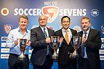 Press Conference of HKFC Citi Soccer Sevens 2017 on 11 April 2017 in Hong Kong Football Club, Hong Kong, China. Photo by Victor Fraile / Power Sport Images