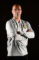 Roberto Martinez head coach of Belgian Team  <br /> Tubize 12/11/2019 <br /> Calcio presentazione della nuova maglia della Nazionale del Belgio <br /> Photo De Voecht  Kalut/Photonews/Panoramic/insidefoto<br /> ITALY ONLY