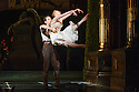 "London, UK. 04.12.2015. Matthew Bourne's ""Sleeping Beauty"" opens at Sadler's Wells. Picture shows: Chris Trenfield (Leo), Cordelia Braithwaite (Aurora). Photograph © Jane Hobson."