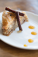 Baklava at Kipos in Chapel Hill, N.C. on Thursday, March 13, 2014. (Justin Cook)
