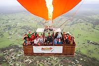 20150114 January 14 Hot Air Balloon Gold Coast