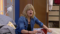 Rachel Johnson<br /> Celebrity Big Brother 2018 - Day 7<br /> *Editorial Use Only*<br /> CAP/KFS<br /> Image supplied by Capital Pictures