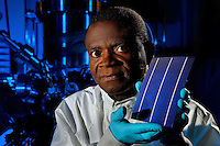UNC Charlotte Solar Cell Research
