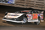 Sep 26, 2013; 7:23:28 PM; Knoxville, IA., USA; 10th Annual Lucas Oil Late Model Knoxville Nationals presented by Caseys General Stores at the Knoxville Raceway.  Mandatory Credit: (thesportswire.net)