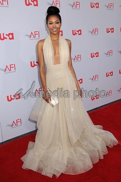 12 June 2008 - Hollywood, California - Amerie Rogers. 36th Annual AFI Life Achievement Award at the Kodak Theatre. Photo Credit: Byron Purvis/AdMedia