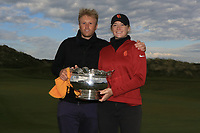 Amelia Garvey (NZL) after the Final of the Women's Amateur Championship at Royal County Down Golf Club in Newcastle Co. Down on Saturday 15th June 2019.<br /> Picture:  Thos Caffrey / www.golffile.ie
