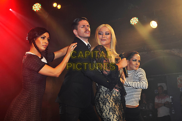 LONDON, ENGLAND - OCTOBER 31: Anastacia (Anastacia Lyn Newkirk) performing at G-A-Y, Heaven Night Club on October 31, 2015 in London, England.<br /> CAP/MAR<br /> &copy; Martin Harris/Capital Pictures