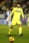 Villarreal CF's Manu Trigueros during La Liga match. December 3,2016. (ALTERPHOTOS/Acero)