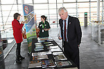 Canal & River Trust Reception..Senedd.23.10.12.©Steve Pope