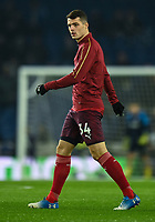 Arsenal's Granit Xhaka during the pre-match warmup<br /> <br /> Photographer David Horton/CameraSport<br /> <br /> The Premier League - Brighton and Hove Albion v Arsenal - Wednesday 26th December 2018 - The Amex Stadium - Brighton<br /> <br /> World Copyright © 2018 CameraSport. All rights reserved. 43 Linden Ave. Countesthorpe. Leicester. England. LE8 5PG - Tel: +44 (0) 116 277 4147 - admin@camerasport.com - www.camerasport.com