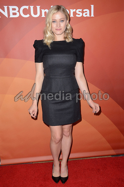14 January  - Pasadena, Ca - Olivia Taylor Dudley. NBC Universal Press Tour Day 2 held at The Langham Huntington Hotel. Photo Credit: Birdie Thompson/AdMedia