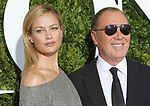 NEW YORK, NY - JUNE 11:  Carolyn Murphy and Michael Kors attend the 71st Annual Tony Awards at Radio City Music Hall on June 11, 2017 in New York City.  (Photo by Walter McBride/WireImage)