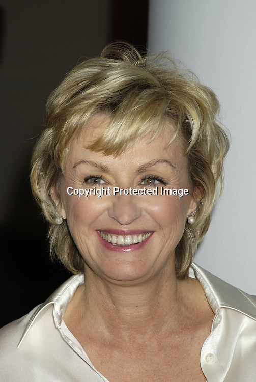 """Tina Brown ..at a special  screening of """"Shopgirl"""" on October 17, 2005 hosted by Tina Brown and Harry Evans at the New Beekman  Theatre. ..Photo by Robin Platzer, Twin Images"""