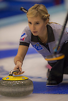 Glasgow. SCOTLAND.  &quot;Round Robin&quot; Games. Le Gruy&egrave;re European Curling Championships. 2016 Venue, Braehead  Scotland<br /> Monday  21/11/2016<br /> <br /> [Mandatory Credit; Peter Spurrier/Intersport-images]