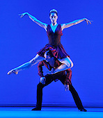 Scottish Ballet unveil their Autumn serason with dress rehearsals of Kings 2 Ends and Pennies from Heaven - at the Theatre Royal - Glasgow - picture by Donald MacLeod - 28.9.11 - clanmacleod@btinternet.com 07702 319 738 donald-macleod.com