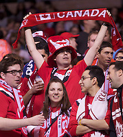 Canada vs Mexico, January 27, 2012