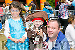 l-r Rebecca Sparks, Jamie Sparks and Shane Barry at Kilflynn Enchanted Fairy Festival on Sunday