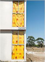 Profusa Housing Development; Colinas del Sol, Toluca, Mexico