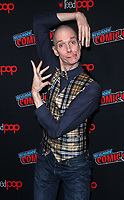 NEW YORK, NY - OCTOBER 6: Doug Jones, at the panel discussion for the new season of the CBS series Star Trek: Discovery during New York Comic Con 2018 at The Hulu Theater at Madison Square Garden in New York City on October 6, 2018. <br /> CAP/MPI/RW<br /> &copy;RW/MPI/Capital Pictures